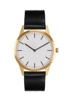Uniform Wares C35 Gold Tone Watch