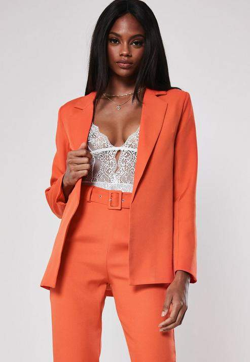 7f8d248af9db Missguided Women's Blazers - ShopStyle