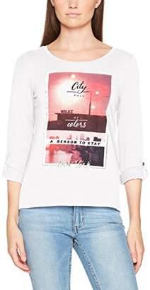 S'Oliver Q/S designed by Women's 41709312746 Longsleeve T-Shirt