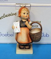 Hummel Goebel HUM 13 2/0 Meditation c1968 figurine by