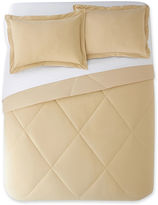 JCPenney Micro Flannel Comforter Set