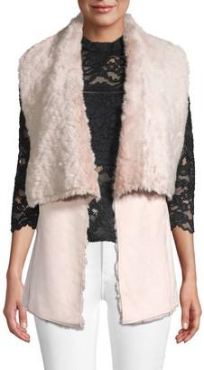 DOLCE CABO Classic Faux Fur Vest