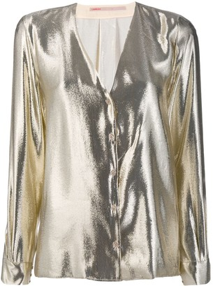 Indress metallic shirt