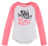 Under Armour Girls' Toddler UA The Sky Is The Limit Raglan