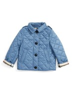 Burberry Infant Girl's Ashurst Quilted Jacket