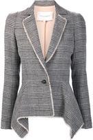 Carolina Herrera 'Prince Wales' blazer