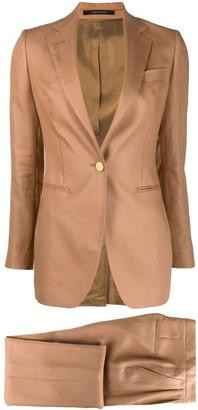 Tagliatore Two-Piece Linen Suit Set