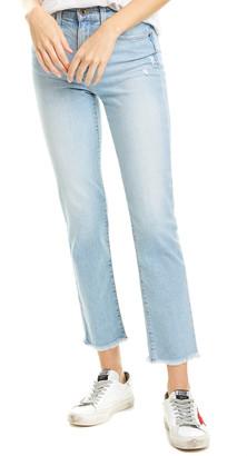 Joe's Jeans Milan High-Rise Ankle Straight Leg
