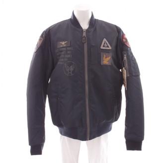 Schott Blue Jacket for Women