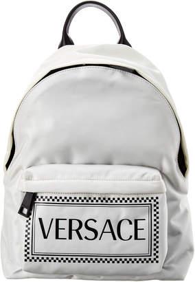 Versace 90'S Vintage Logo Backpack