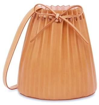 Mansur Gavriel Cammello Pleated Bucket Bag - Rosa