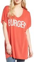 Show Me Your Mumu Women's Benji - Burger Tunic Tee