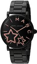 Marc by Marc Jacobs Women's 'Classic' Quartz Stainless Steel Casual Watch