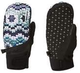 Dakine Snowboard Mitts Electra Snow Mitts - Crochet
