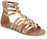 Metallic Gladiator Sandal