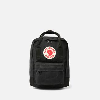 Fjallraven Women's Mini Kanken Backpack - Black