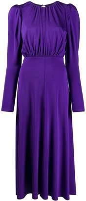 Rotate mutton sleeve dress