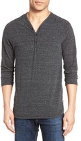 Bonobos Men's Three-Quarter Raglan Henley