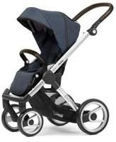Mutsy Evo Stroller in Silver/Farmer Shadow
