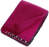 Designers Guild Rohini Cassis Blanket - 130x190cm