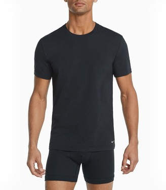 Nike Men's 2-pack Everyday Stretch Crewneck Undershirts