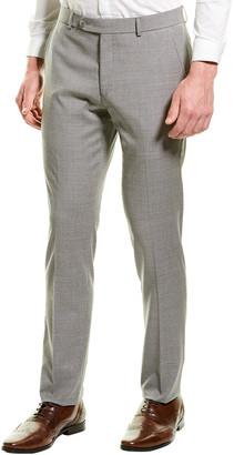 Ballin Theo Comfort Eze Wool-Blend Dress Pant
