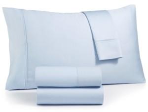 Sunham Closeout! Emory 4-Pc. King Sheet Set, 420 Thread Count Egyptian Blend Bedding