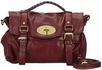 Mulberry Alexa Red Leather Handbags