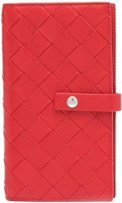 Bottega Veneta Intrecciato woven-style iPhone X case