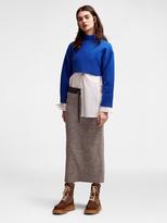 DKNY Pure Yuki Rib Skirt
