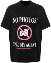Ground Zero short sleeve No Photos T-shirt
