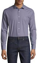 Billy Reid John 1-Pocket Checkered Sportshirt