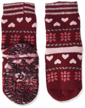 Sterntaler Girl's Glitzer-flitzer Soft Schneest. Socks