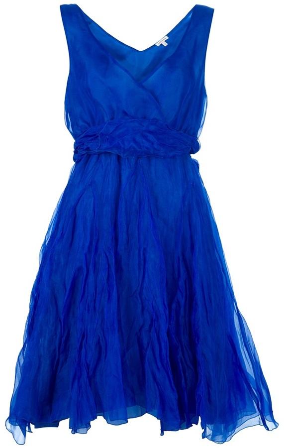P.A.R.O.S.H. A-line dress