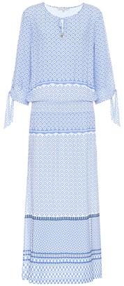 Heidi Klein San Sebastian printed maxi dress