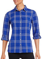 Tommy Hilfiger Roll Tab Sleeve Shirt
