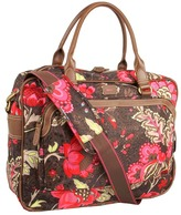 Oilily Paisley Flower Office Bag