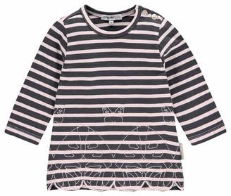Noppies Baby Girls' G Dress Sweat ls Weigelstown str