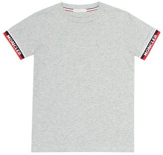 Moncler Enfant Cotton jersey T-shirt