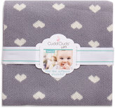 Cuddl Duds 30-Inch x 30-Inch Plush Knit Baby Blanket