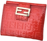 Fendi Patent leather wallet