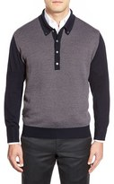 Robert Talbott Men's 'Cowell Vineyard' Pullover Sweater