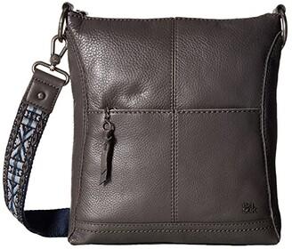 The Sak Lucia Crossbody (Slate) Cross Body Handbags
