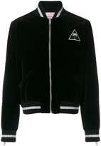 Palm Angels bomber jacket - men - Cotton/Polyester/Viscose - 46