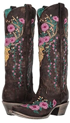 Corral Boots A3621 (Brown) Cowboy Boots