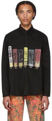 Resort Corps Black Western Slug Shirt