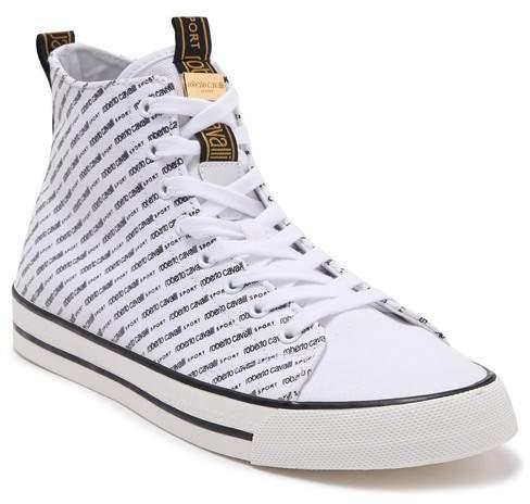 7bc433b40c0 Logo High-Top Sneaker