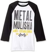 Metal Mulisha Men's First Raglan T-Shirt