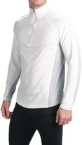 Obermeyer Flex Base Layer Top - Zip Neck, Long Sleeve (For Men)