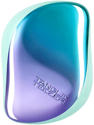Compact Styler Hairbrush - Petrol Blue Ombre